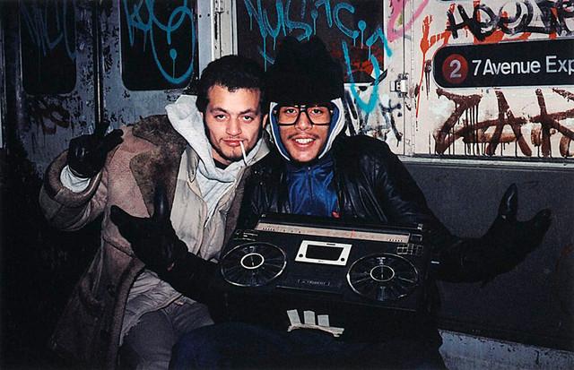 , 'Untitled (Subway Series), Spanish Harlem, Manhattan, NYC,' 1980, Galerie Bene Taschen
