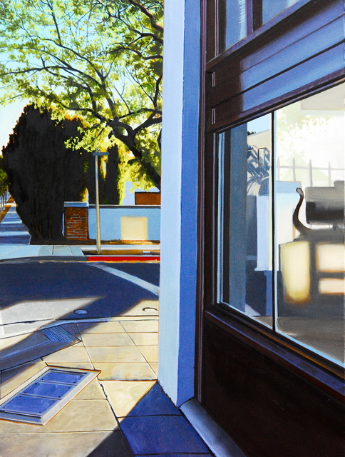 , 'Pasadena Antiques,' 2015, Sue Greenwood Fine Art