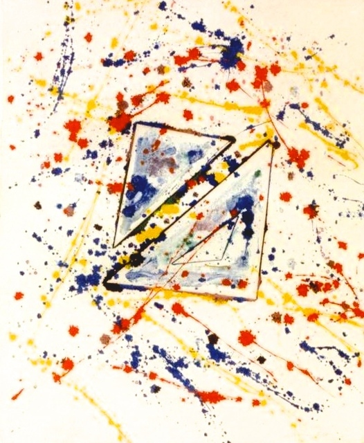 Sam Francis, 'In, out and of', Unknown, Kunzt Gallery