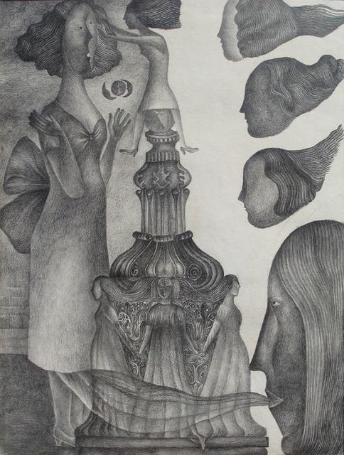 , 'Preparándose para la fiesta,' , Galeria Enrique Guerrero