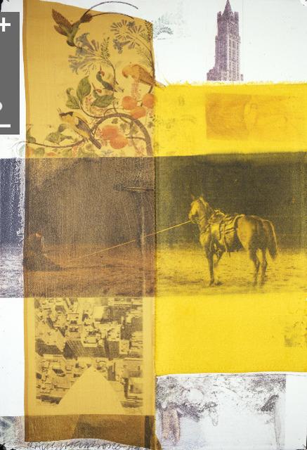 , 'Arcanum VIII,' 1981, Sylvia White Gallery