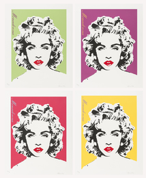 Madonna (the set of four in varying colourways)