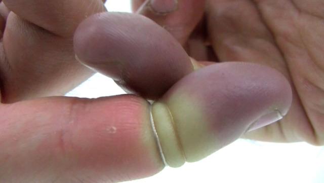 , 'Finger & Pin,' 2012, El Museo del Barrio
