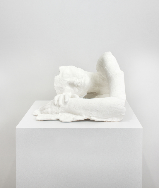George Segal, 'Fragment: Girl Resting', 1970, Krakow Witkin Gallery