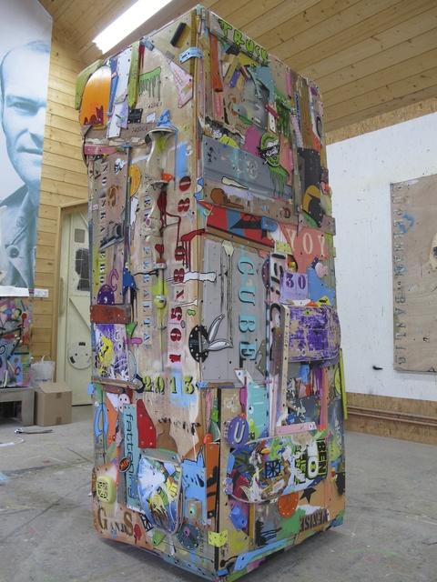 , 'Totem,' 2013, Snow Pearl Art Gallery