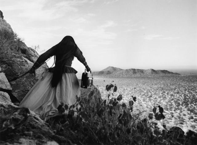 , 'Mujer Ángel, Desierto de Sonora (Angel of the Desert), Mexico,' 1979, Etherton Gallery
