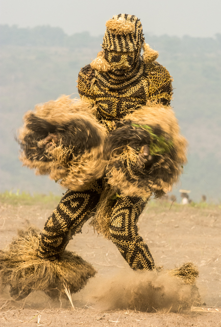 , 'Pende Muthatho Mask, DR Congo,' 2014, THK Gallery