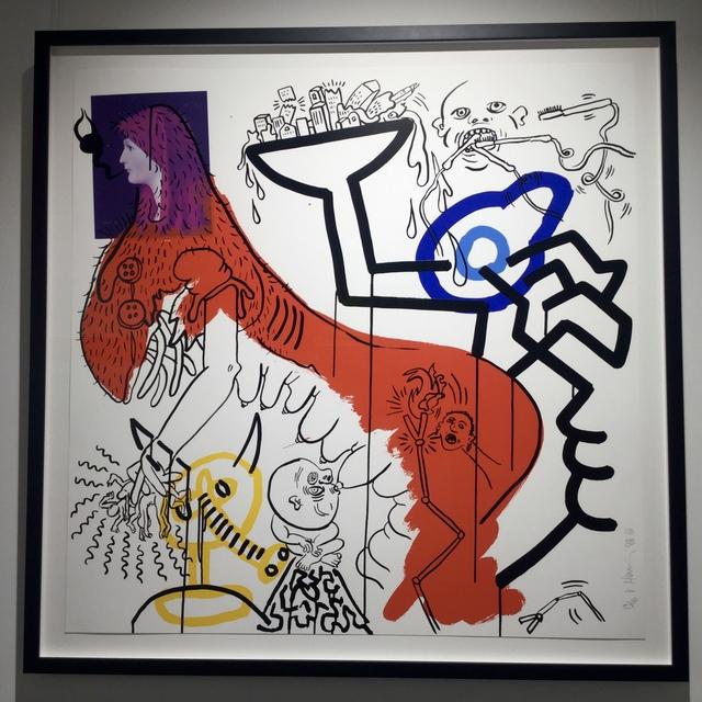 , 'Apocalypse No. 4,' 1988, Joseph Fine Art LONDON