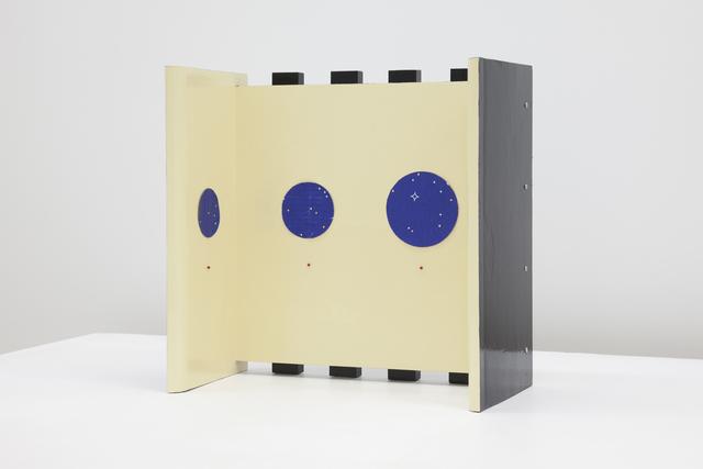 , 'Booth (galaxies),' 2018, Galerie Crevecoeur