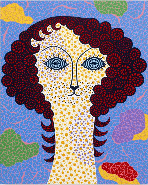 , 'SELF-PORTRAIT BELROS,' 2010, Victoria Miro