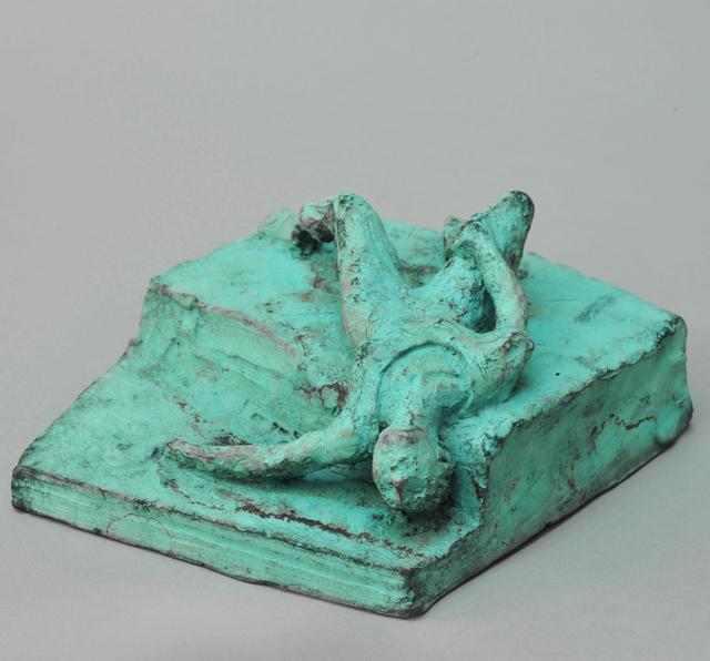 , 'Liggende Kvinde,' 2014, Galleri Susanne Ottesen