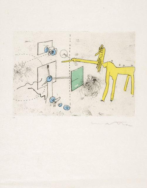, 'Paroles Peintes,' 1959, bG Gallery