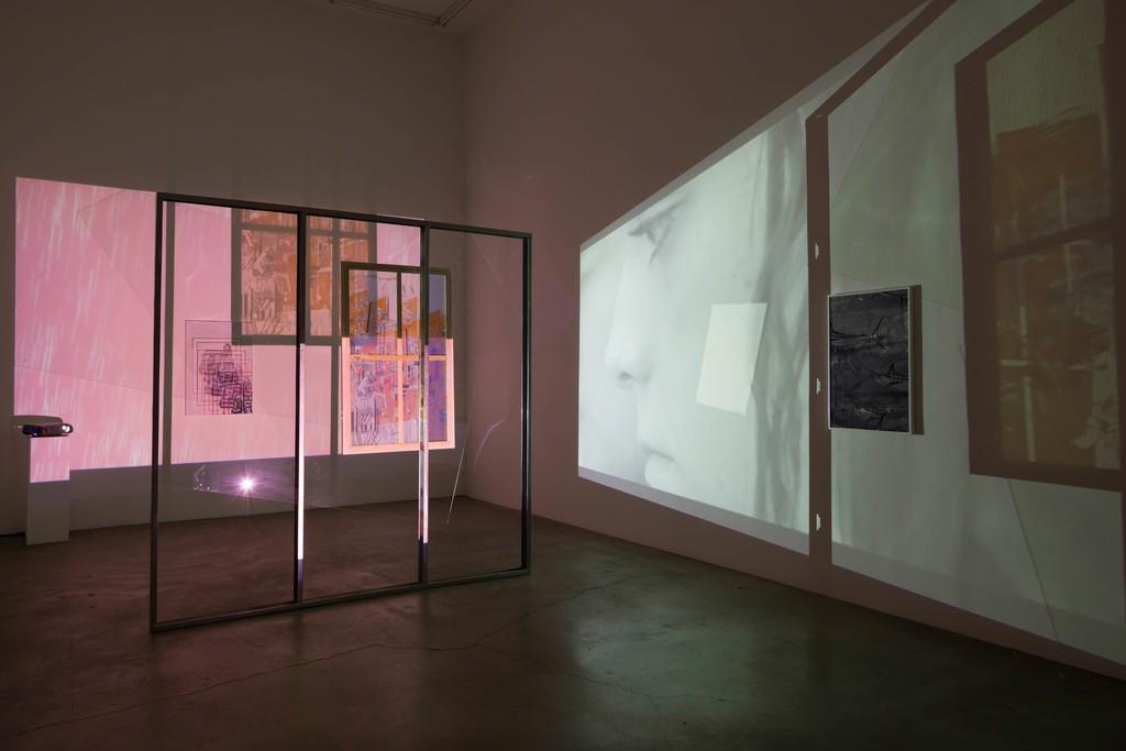 Jibade-Khalil Huffman, Kush is My Cologne, Installation View, 2017
