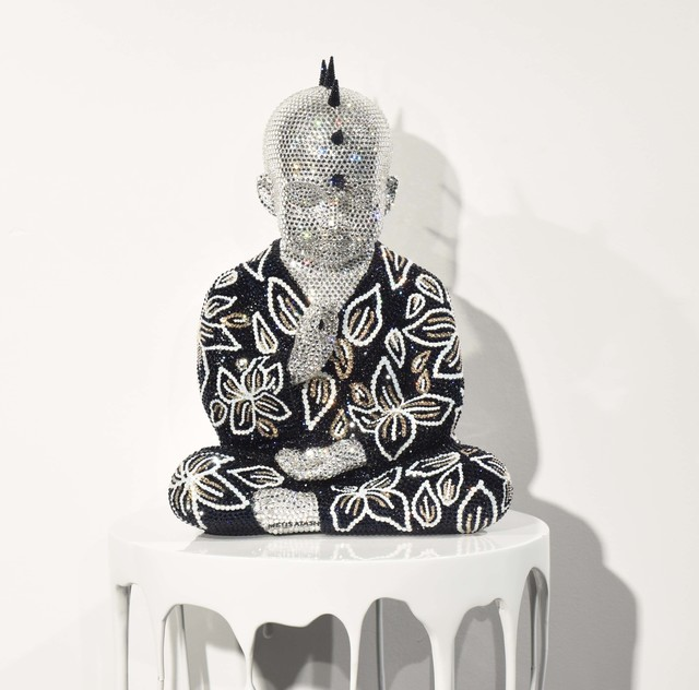 , 'Punk Buddha Peace feat. Dior,' , Samuel Lynne Galleries