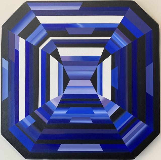 Kurt Pio, 'Blue Sapphire', 2019, Parlor Gallery