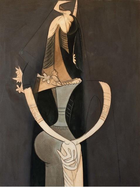 , 'Les Mains Croisés,' 1951, Museo Reina Sofía