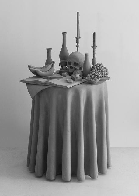 , 'Vanitas Table (9),' , Galerie Krinzinger
