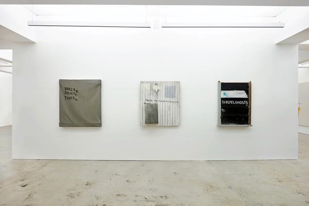 Installation view, Nahmad Contemporary. Photographs by Tom Powel Imaging