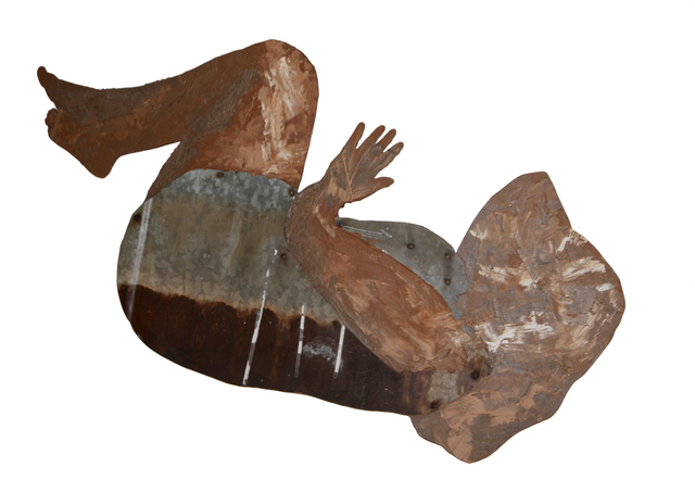 , 'Of iron and Clay Figure 4,' 2013, Sulger-Buel Lovell