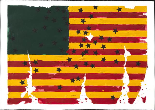 Nu Barreto, 'Etats Désunis d'Afrique (EDA) / Desunited States of Africa (DSA)', 2017, Museum of Contemporary African Diasporan Arts (MoCADA) Benefit Auction