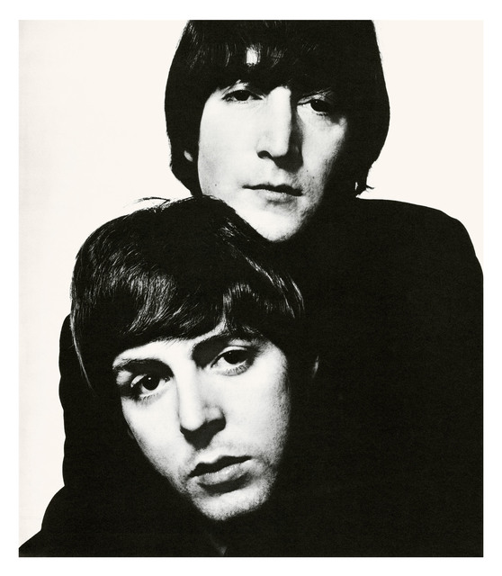 , 'John Lennon and Paul McCartney,' 1965, Padiglione d'Arte Contemporanea (PAC)