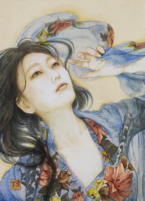 Toko Okamoto, 'Endless Heaven', Shukado Gallery