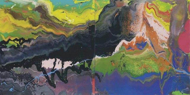 Gerhard Richter, 'Flow (P16)', 2016, Christie's