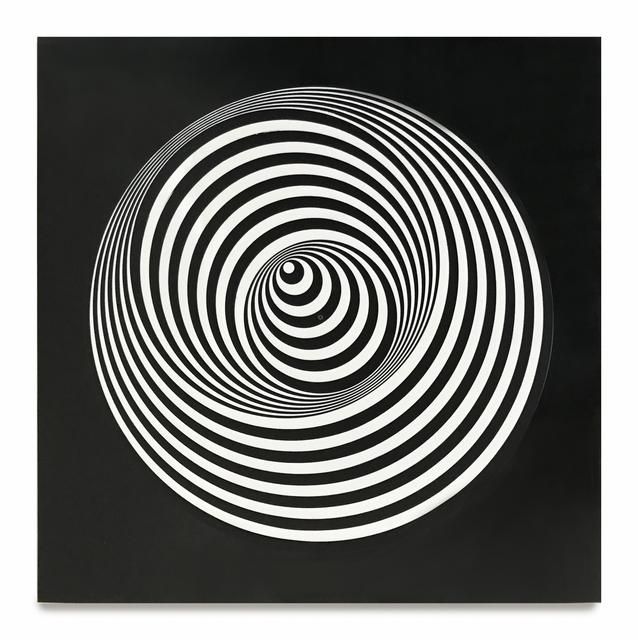 Marina Apollonio, 'Dinamica Circolare 9B', 1969, ARCHEUS/POST-MODERN