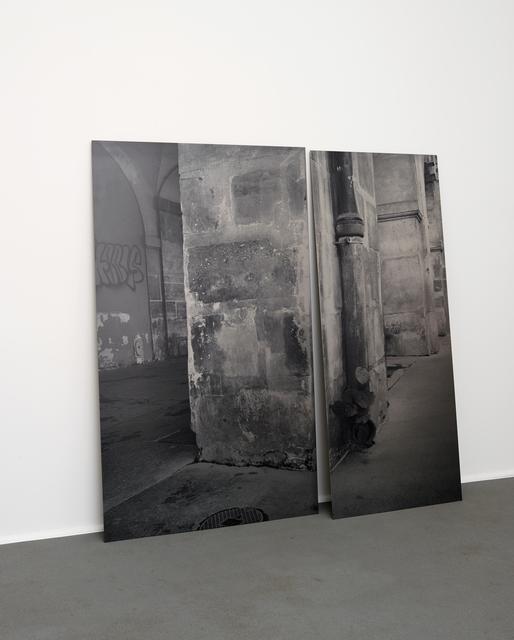 Lara Dhondt, 'Laisser le temps passer (Memento series) ', 2013, Inkjet print on cortensteel, Bourouina