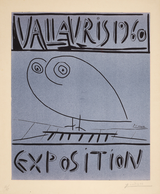 Pablo Picasso, 'Vallauris Exposition', 1960, Phillips