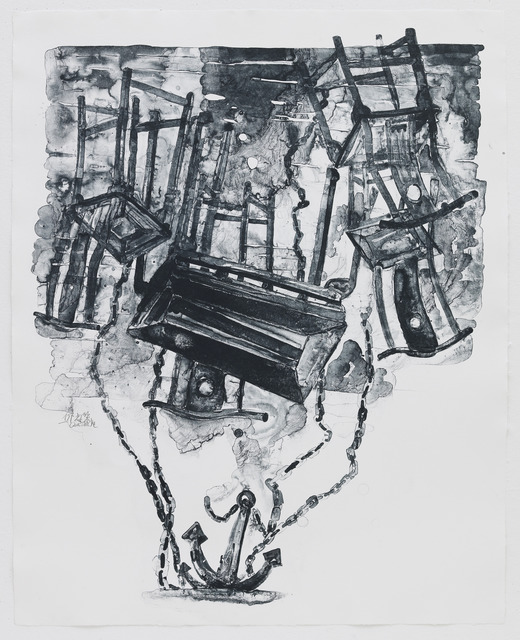 Qiu Zhijie, 'Home is Still There', 2008, STPI