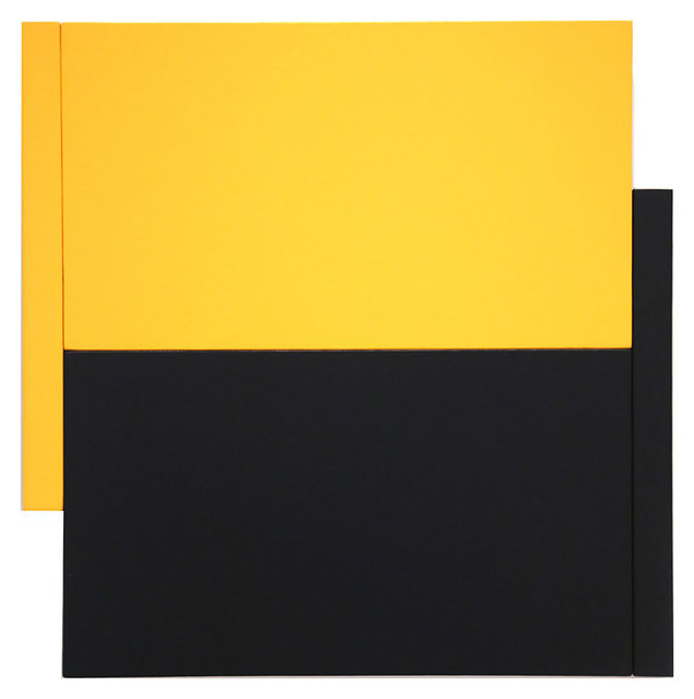 , 'Shift -Yellow/Black,' , Peter Blake Gallery