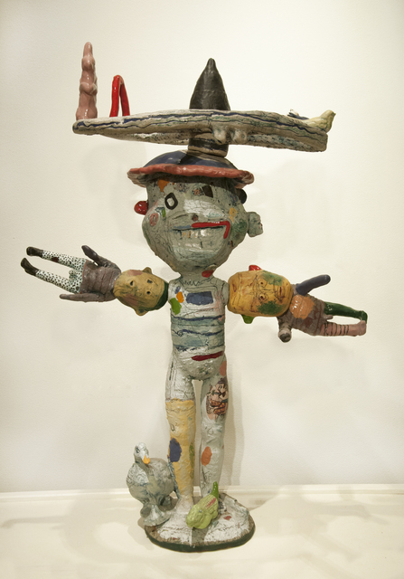 , 'Side Show,' 2001, Main Street Arts