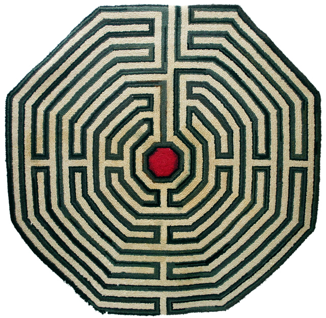 , 'Untitled (Chinese Maze) ,' Circa 1960s, Allan Stone Projects