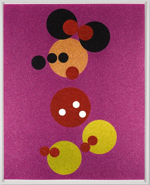 , 'Minnie - Glitter,' 2016, Gormleys Fine Art
