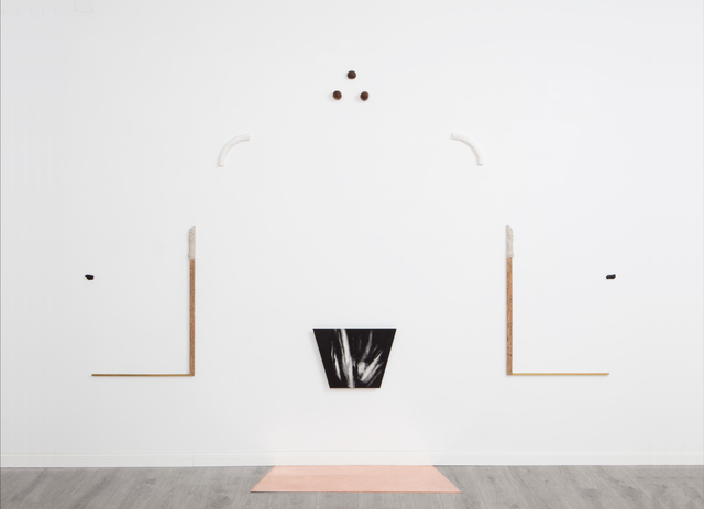 , 'Disegno per un camino,' 2016, Espacio Valverde