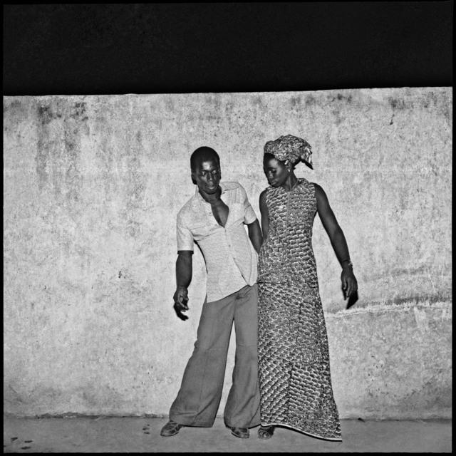 Sanlé Sory, 'Les jeunes danseurs de Sikasso Sira', 1972, David Hill Gallery
