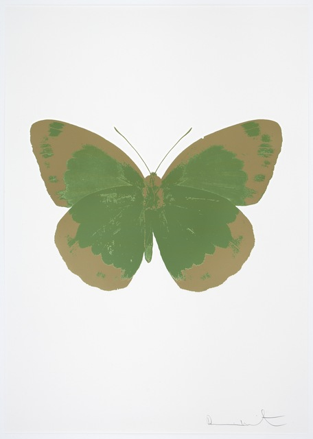 , 'The Souls II - Leaf Green - Cool Gold - Blind Impression,' 2010, Other Criteria