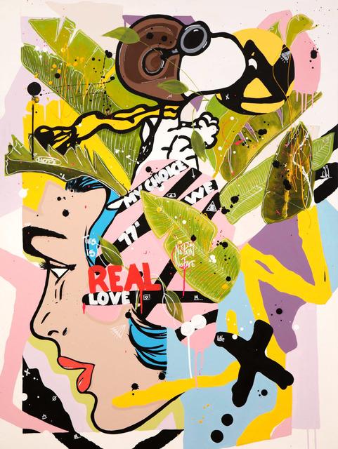 LaSso, 'Real Love', 2018, Avant Gallery