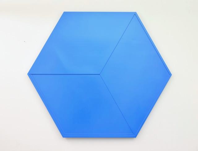 , 'Zeshoek en ruit in overgang,' 1967, Borzo Gallery