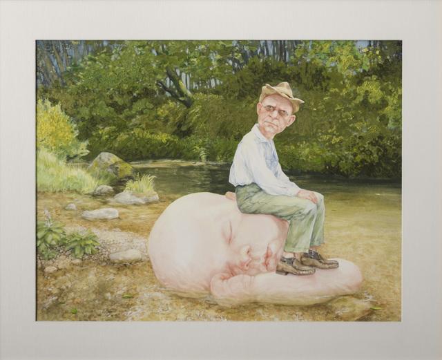 , 'Ricky Misses Ohio,' , Hieronymus