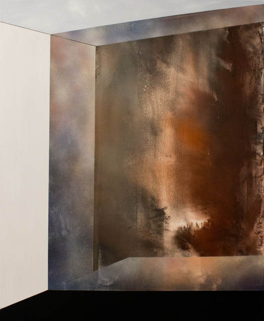 , 'Inside Out I,' 2018, Galería silvestre