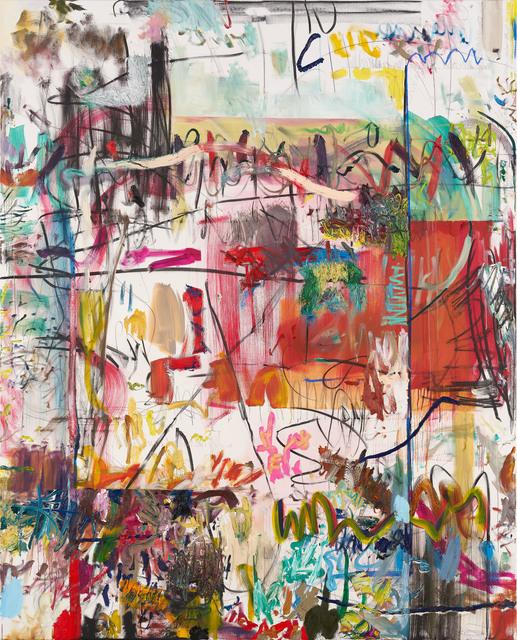 , 'Hi>°<LoRes No. 4,' 2017, Warhus Rittershaus