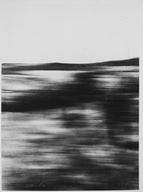 , ' Sguardo passante,' 1965, Galleria il Ponte