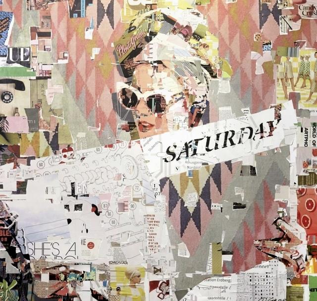 , 'Throwback Saturday ,' 2018, Derek Gores Gallery