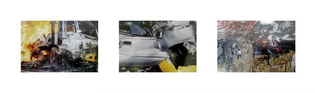 , 'Car Crash Japan - sold as triptych,' , Milk Gallery