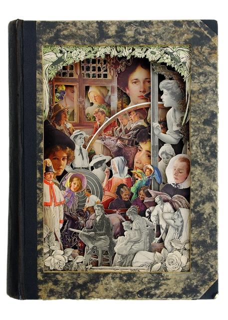 , 'Gartenlaube, 1908,' 2015, Victor Lope Arte Contemporaneo