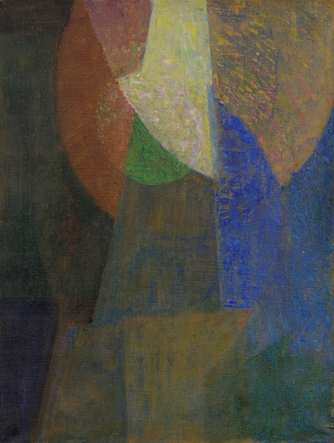 Joseph Lacasse, 'Abstract Composition', 1934, CO | MO