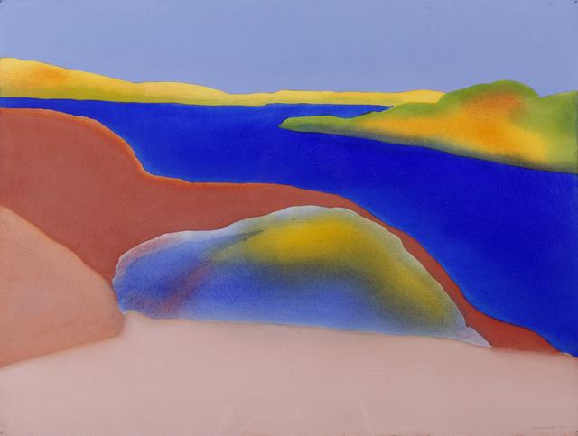 Elizabeth Osborne, 'Odyssey', 1993, Locks Gallery