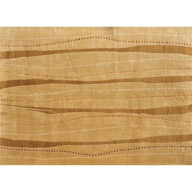 'Contemporary Wool Rug', Rago